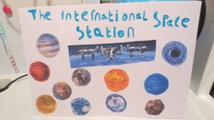 Finished ISS poster