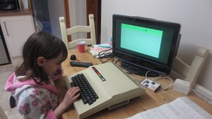home school computer lesson uk